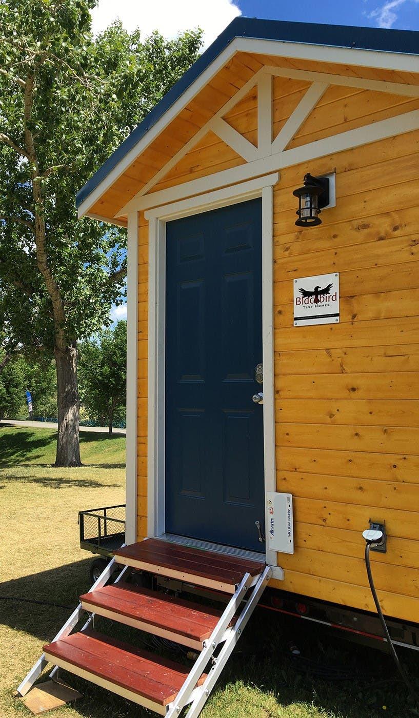 Tiny Home Designs: Blackbird Tiny Homes