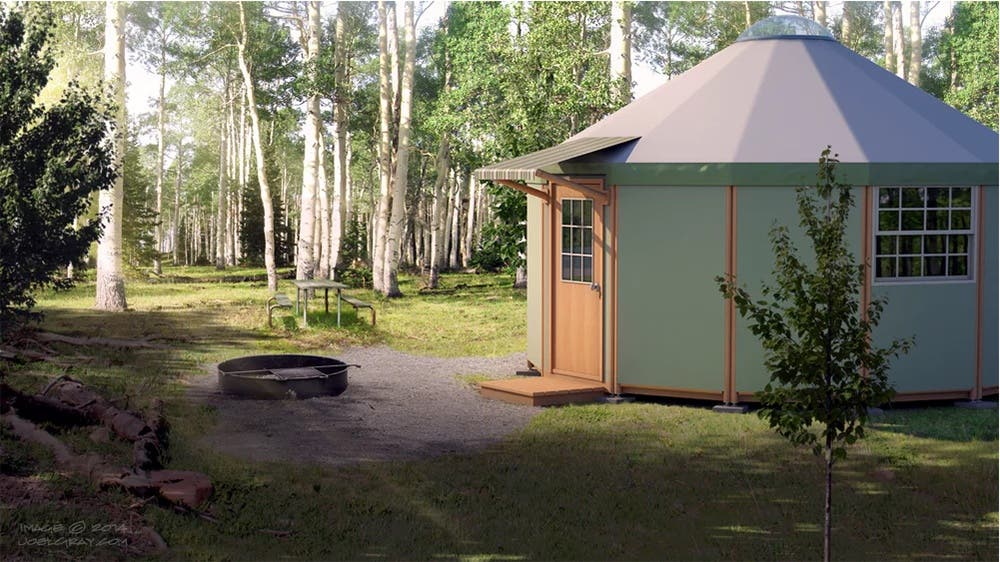 Celebrate the Eclipse: 5 Best Round Tiny Houses - Tiny ...