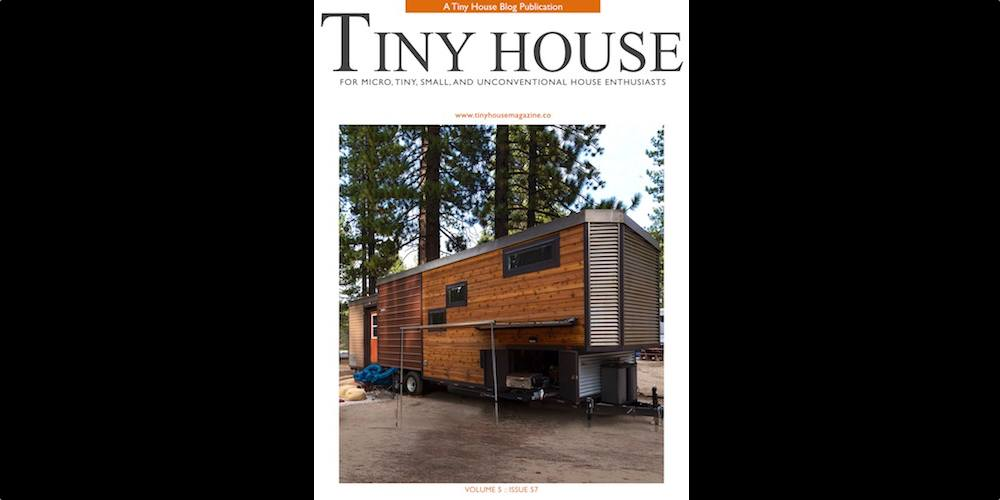Tiny House Magazine Issue 57