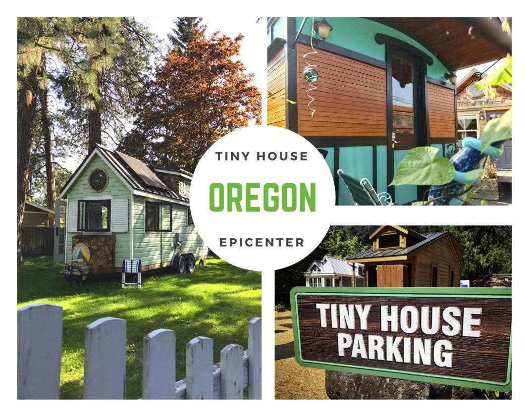 6 reasons oregon is a epicenter of the tiny house movement for Tiny house blog