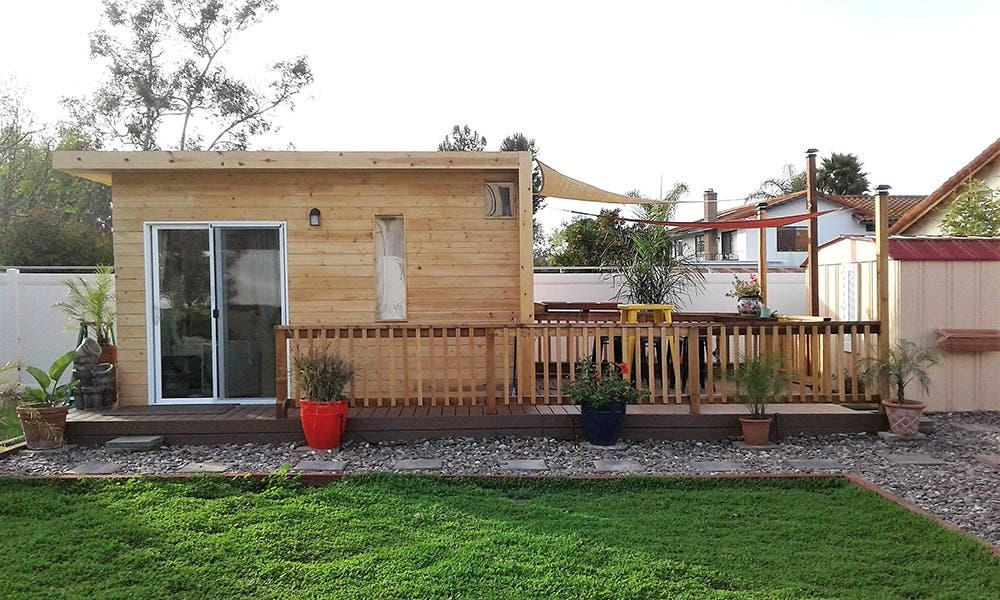 City Design Tiny Homes Built from Leftover Construction Materials ...