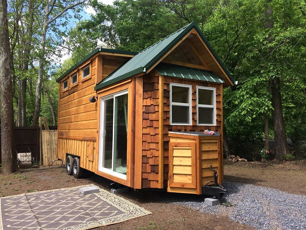 Incredible Tiny Homes Diverse Designs And One Week