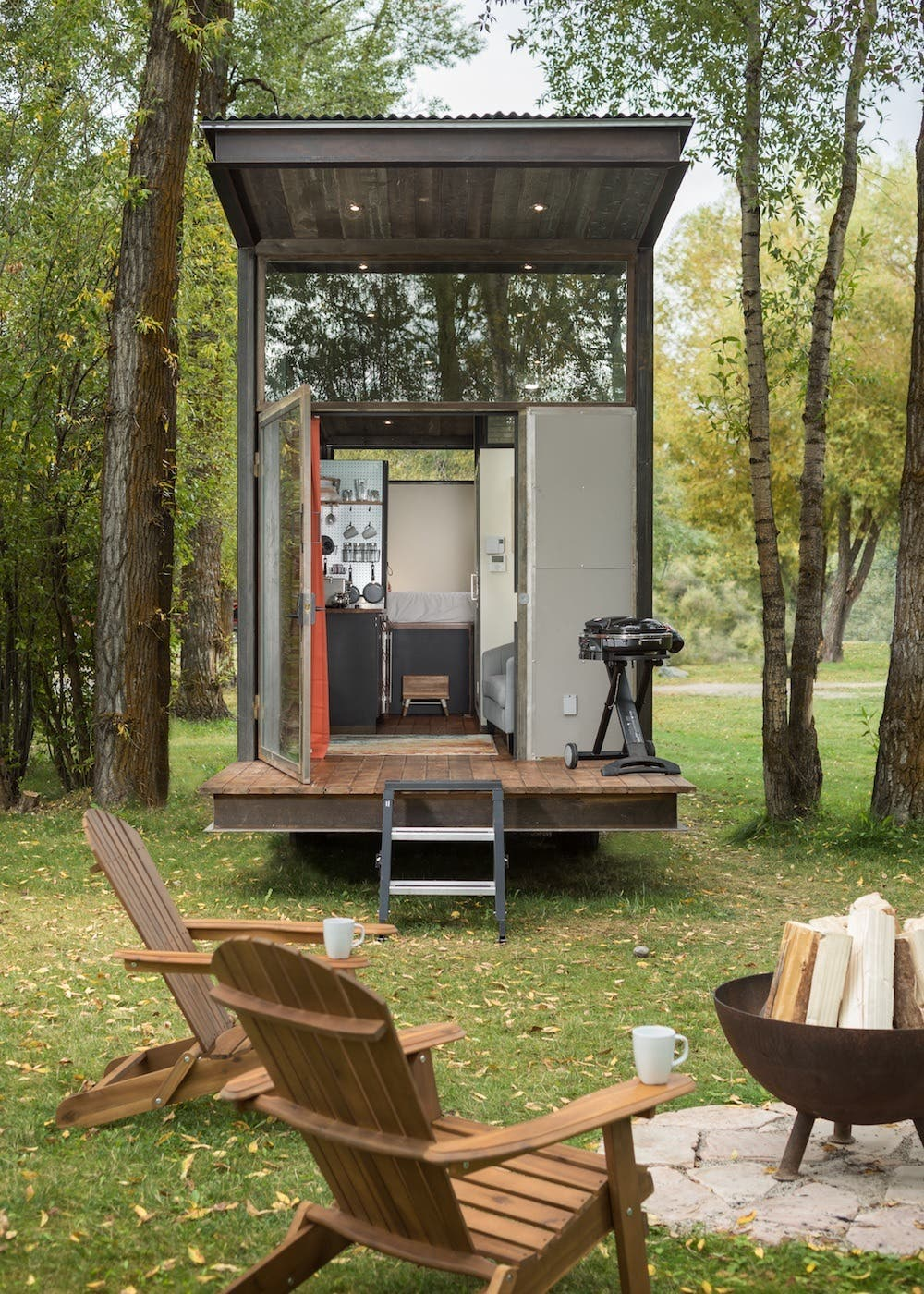 Tiny Home Designs: New RoadHaus Is A Tiny House On The Go