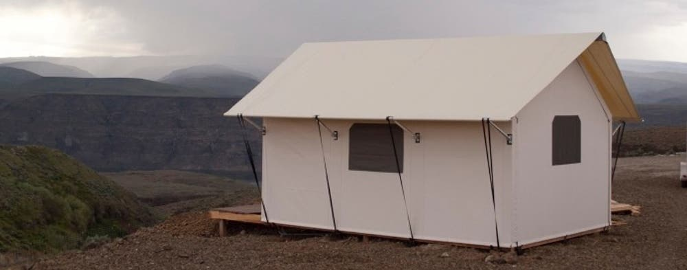 Blog page 4 of 1108 tiny house blog for How to build a canvas tent frame