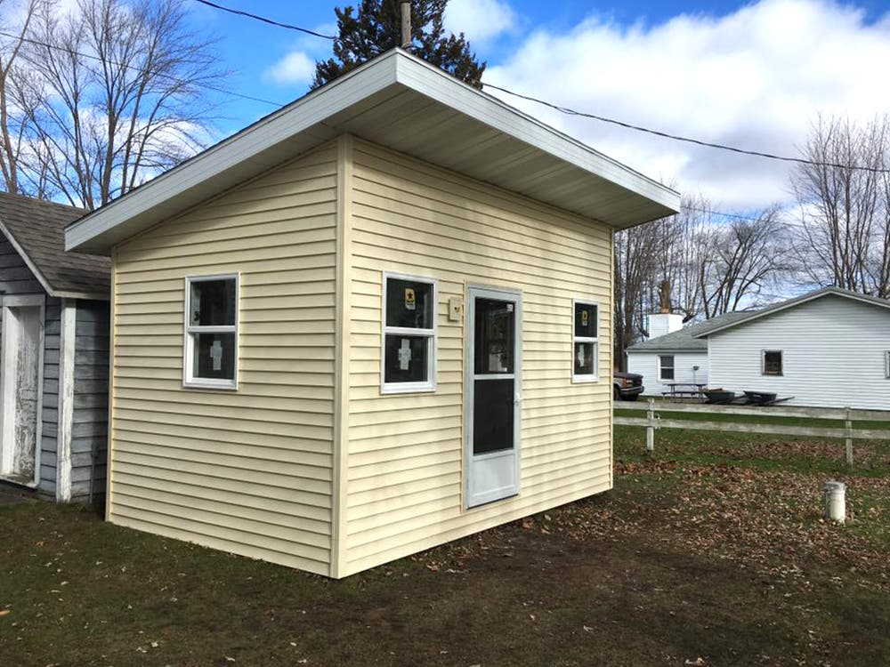 Tiny Home Designs: Great Lakes Tiny Homes Offers Custom Homes And Placement