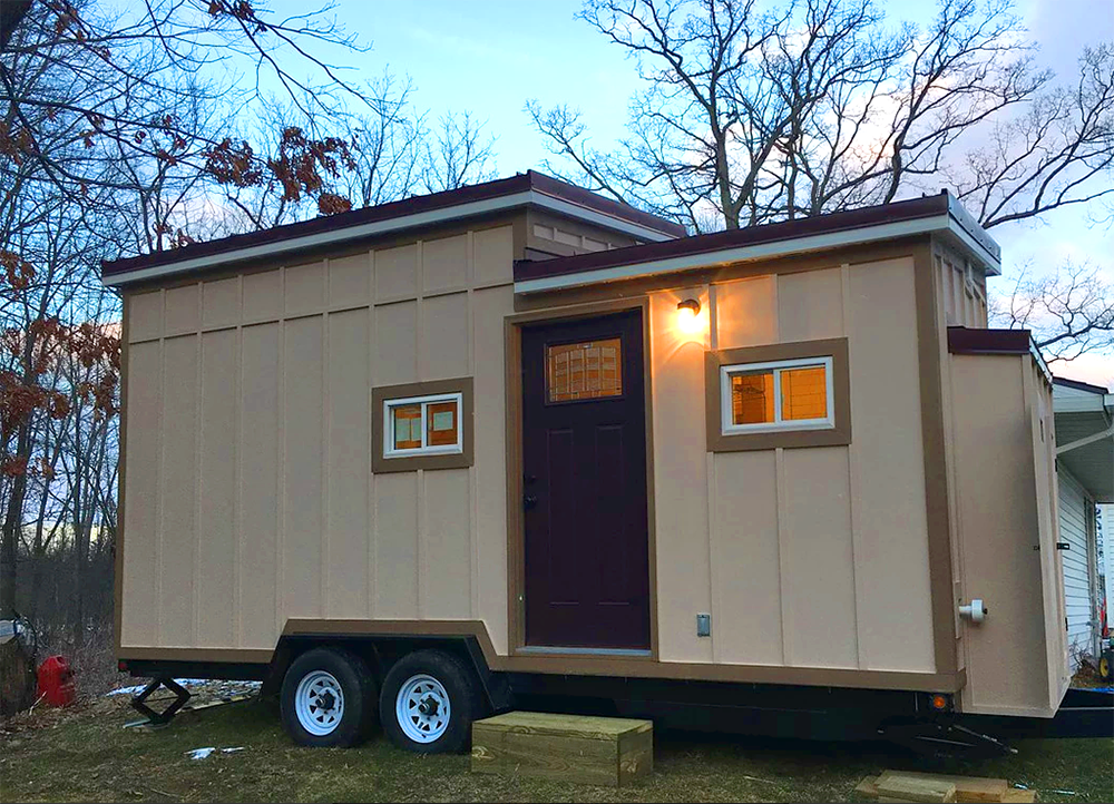 Great Lakes Tiny Homes Offers Custom Homes And Placement