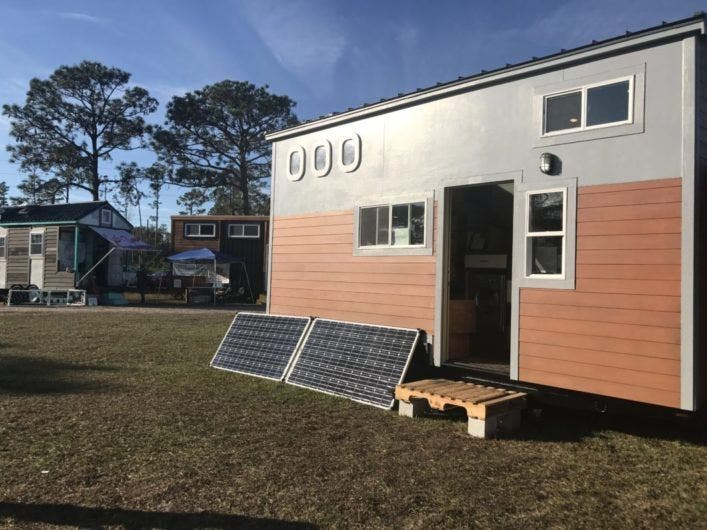 largest tiny house. The Florida Tiny House Festival has been registered with the Guinness Book  of World Records For last two years it epic grassroots gathering camper Archives Blog
