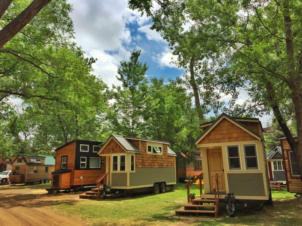 Mega Tiny Home Communities Coming To Austin