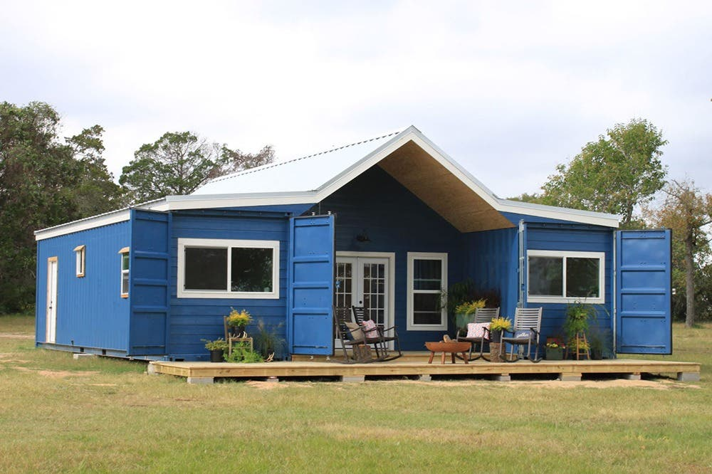 Custom shipping container homes and diy show from - Companies that build shipping container homes ...