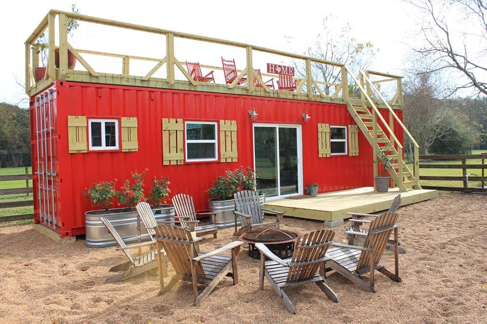 Custom Shipping Container Homes and DIY Show from ...