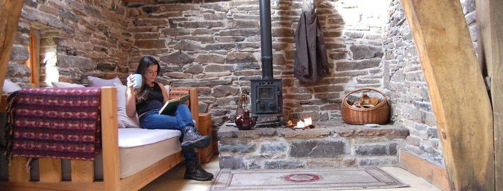 The Bothy Rustic And Contemporary Scottish Tiny Houses