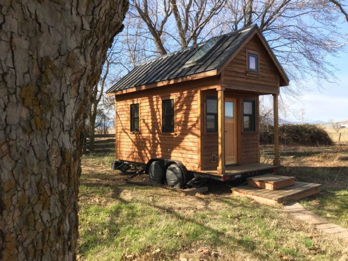 Marvelous My Good Friend And Fellow Blogger Tammy Strobel And Her Husband Logan Smith  Are Selling Their Tiny House On Wheels. I Have Had The Privilege Of  Visiting ...