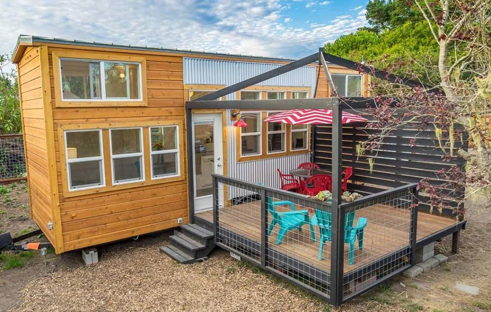 Tired of the Cold? Tiny Pacific Houses Now Available in ...