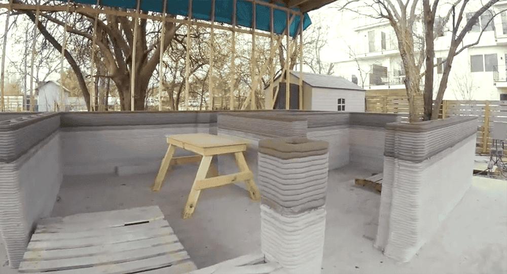 3D Printer Creates $10,000 Tiny House in 24 Hours - Tiny House Blog