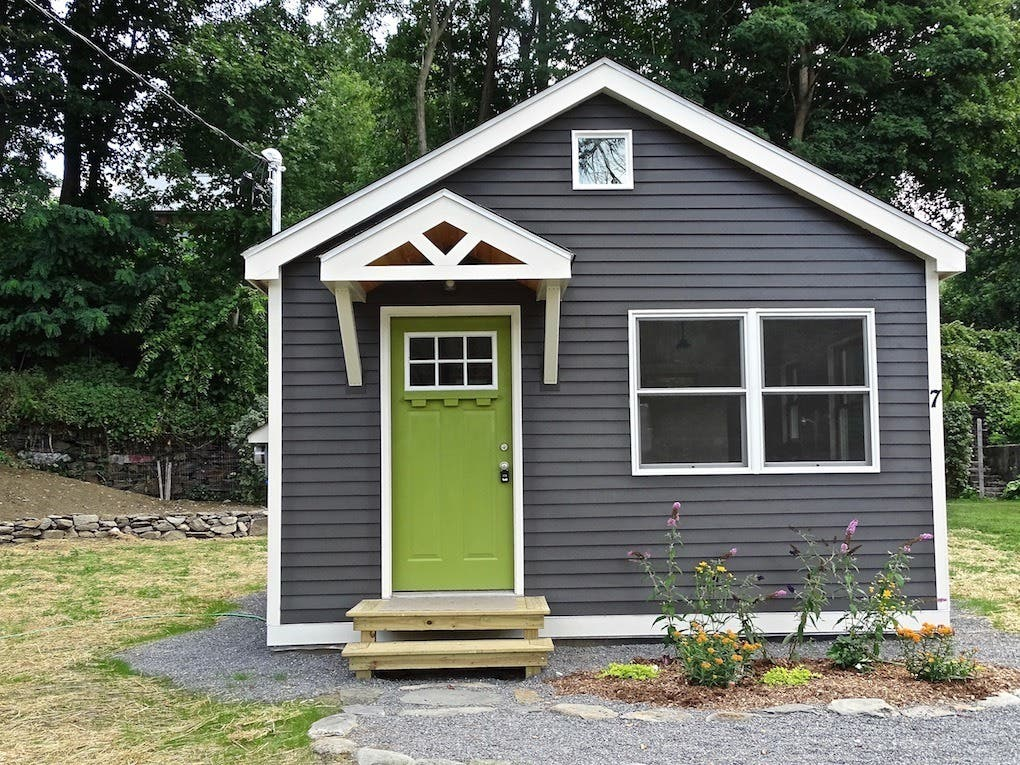 Fully permitted tiny house for sale in southern vermont for Tiny house blog
