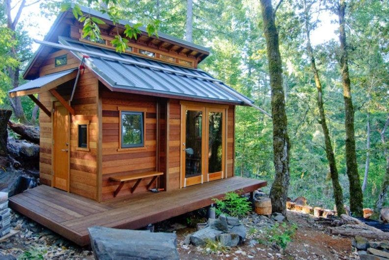 How to Live the Tiny House Lifestyle Without Fully Downsizing - Tiny ...