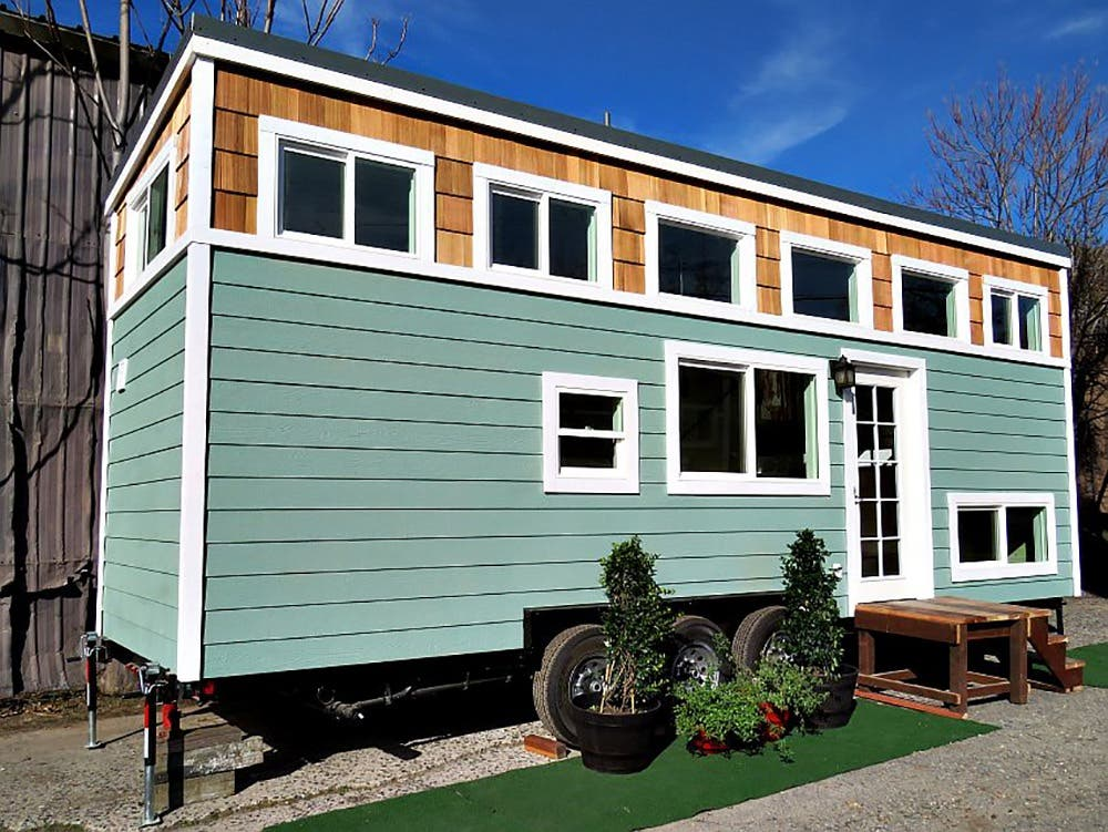 largest tiny house. The Roomy Retreat is Sierra Tiny Houses largest tiny house  Depending on what length you choose the can be either 273 square feet or 309 Features Main Floor Sleeping Space House Blog