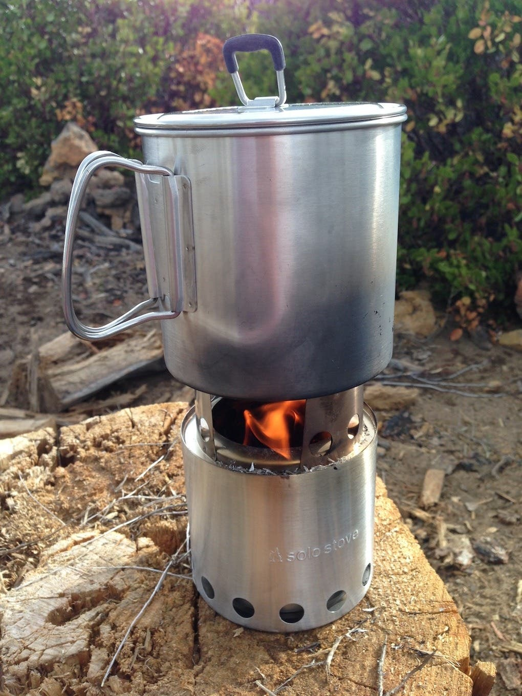 Solo Stove Lite Review Tiny House Blog