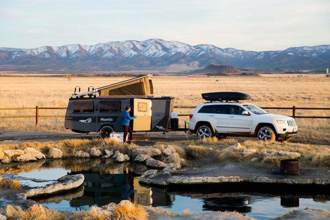Tiny Trailers For Camping