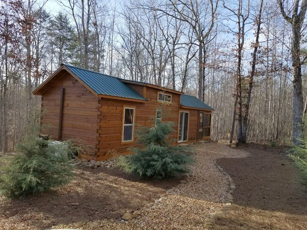 Purchase A Tiny House Or Land With Georgia S Little River