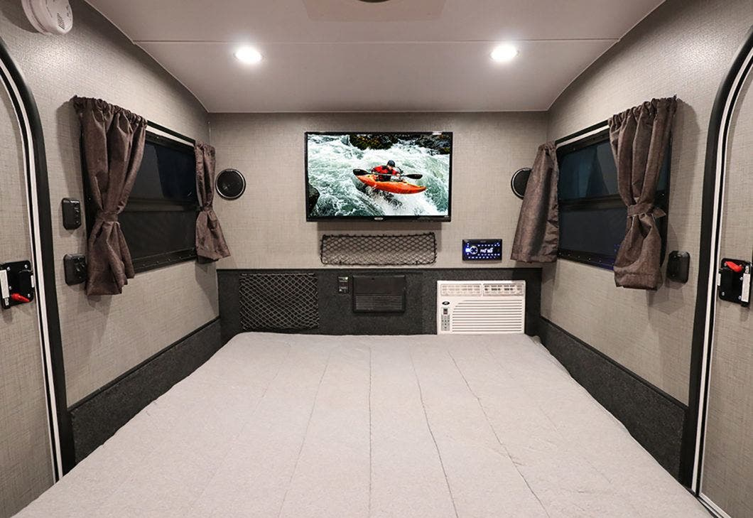 Luna Lite Is Intech Rv S Newest Tiny Trailer Tiny House