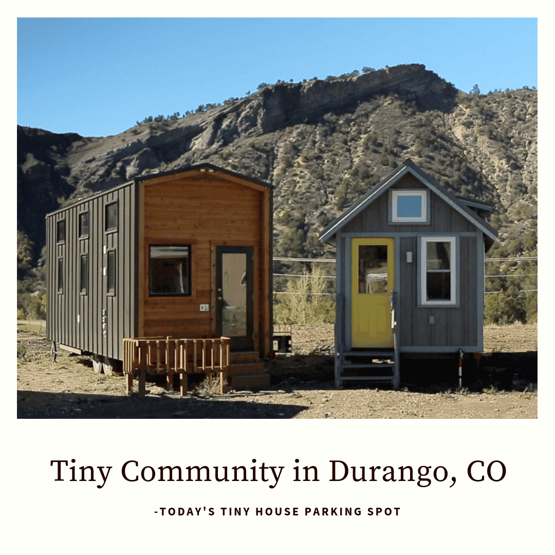 Incredible Just Park It Tiny House Communities In Durango Co Tiny Home Interior And Landscaping Fragforummapetitesourisinfo