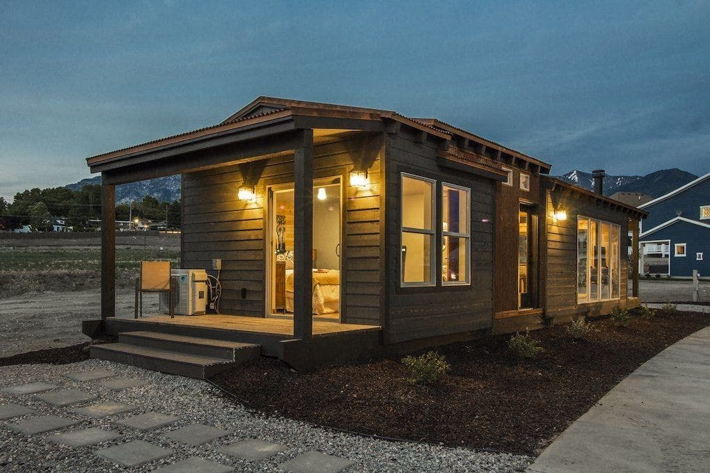 Utah Homebuilder Introduces Luxury Tiny Cabins As Recreational