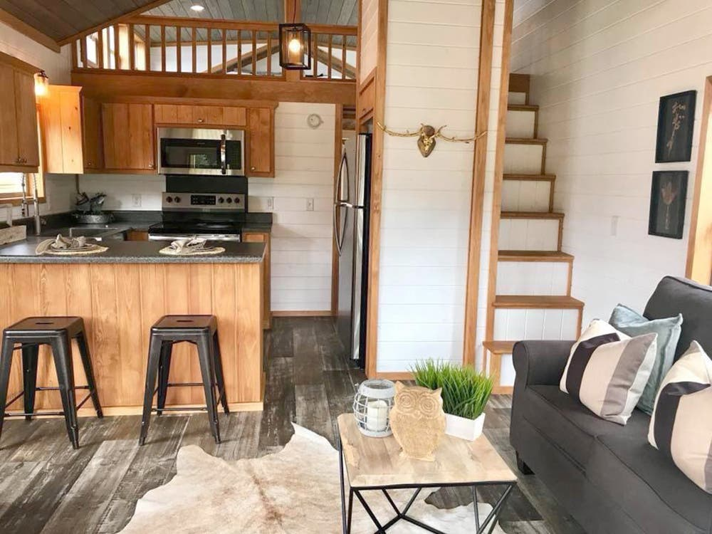 Compact Cottages Park Models Have 9 Floor Plans - Tiny House