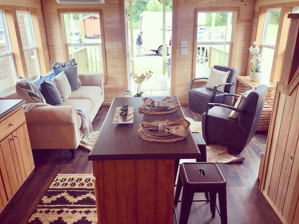 Compact Cottages Park Models Have 9 Floor Plans Tiny