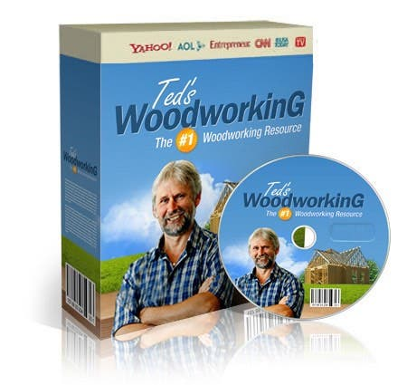 """Ted's Woodworking Ad"