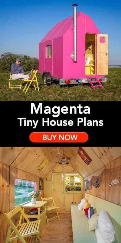 """Magenta Tiny House Plans"