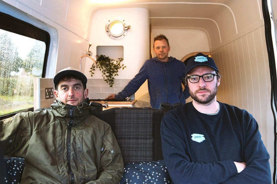 Jubel Explorer Van Fits A Small Family With Built In Pods