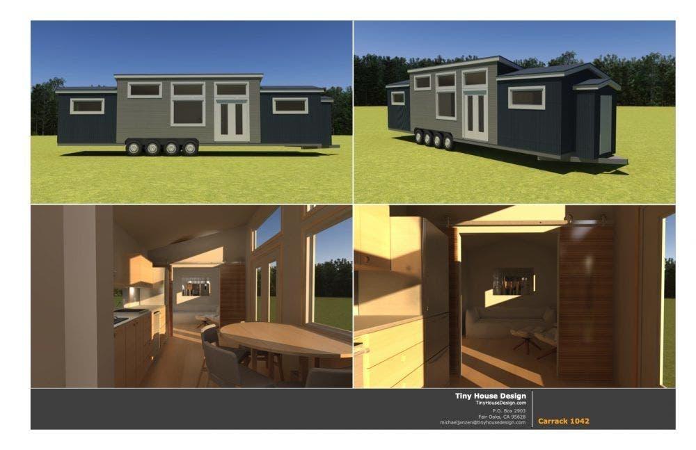 Terrific Tiny House Designs 1042 Tiny House Plans The Carrack Tiny Download Free Architecture Designs Scobabritishbridgeorg