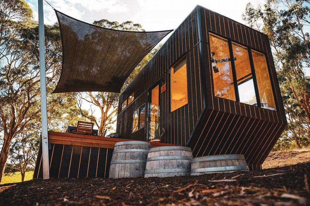 Tiny Home Designs: CABN: South Australia's First Off-Grid, Sustainable Tiny House