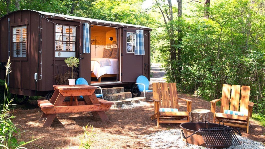 Log Cabin Resort Campground - Olympic National Park