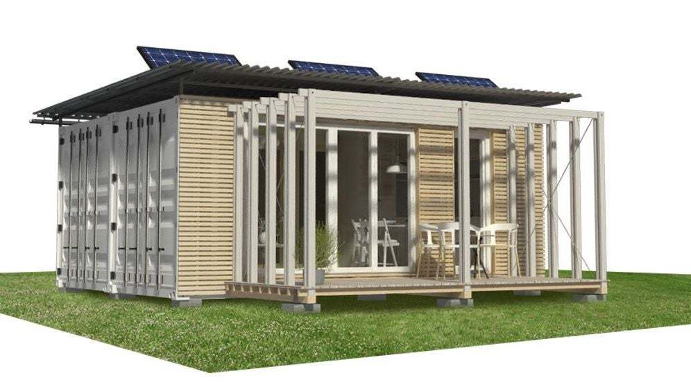 Shipping Container Home Plans Tiny House Blog