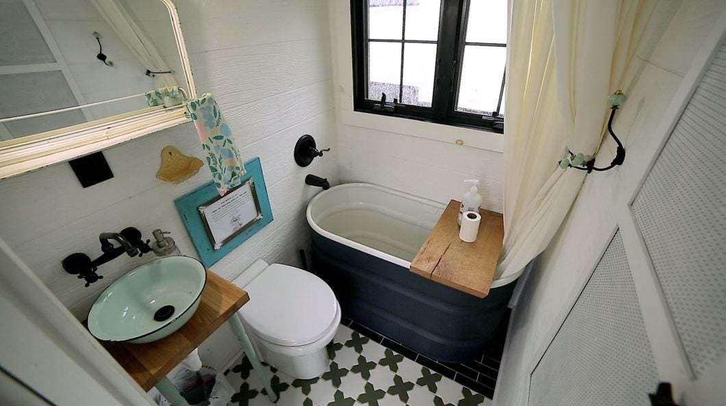5 Fab Tiny House Bathroom Ideas Tiny House Blog