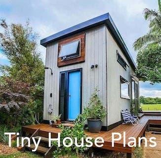 """""""Tiny House Plans.com"""