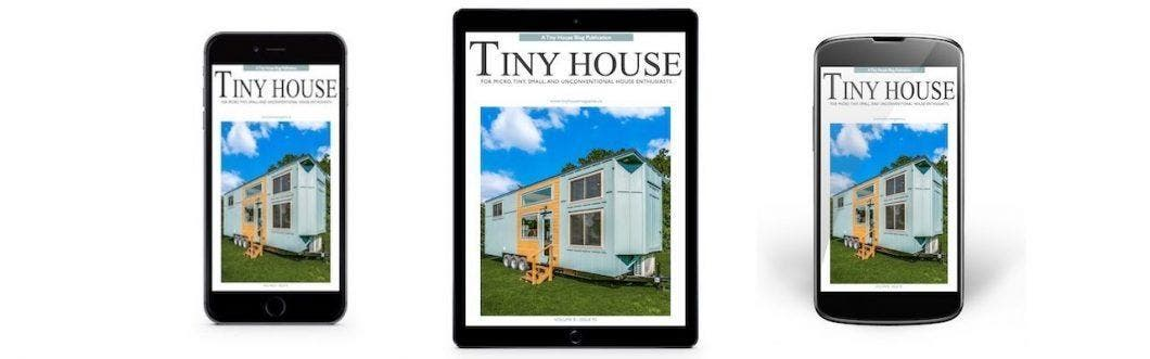Tiny House Magazine Issue 92