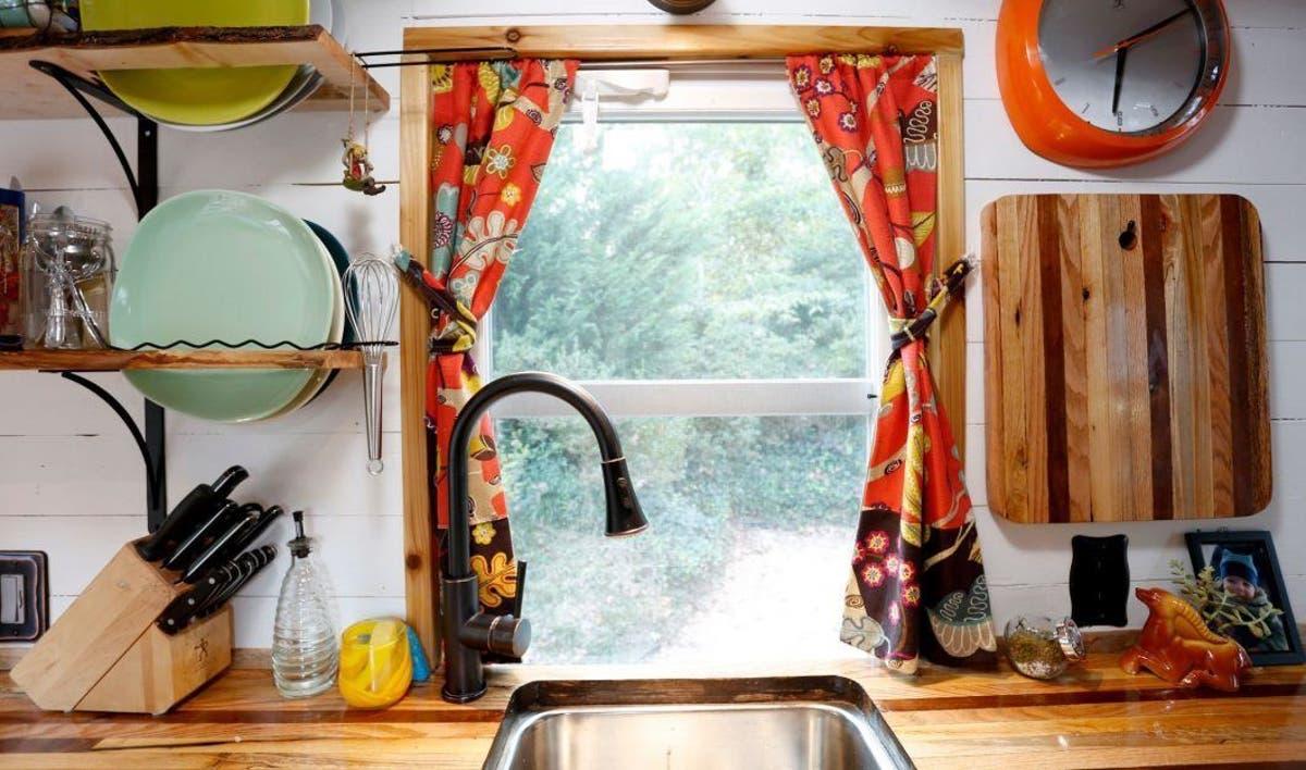 10 Tiny Home Dwellers Share Kitchen Design Ideas Tiny House Blog