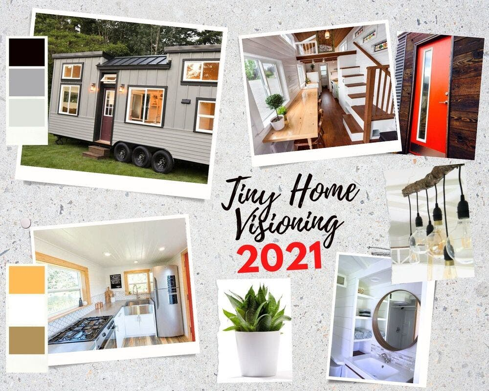 online tiny house event