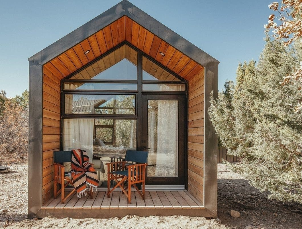 Yonder Escalante: Cabins, Airstreams and Vintage Drive-In Theater