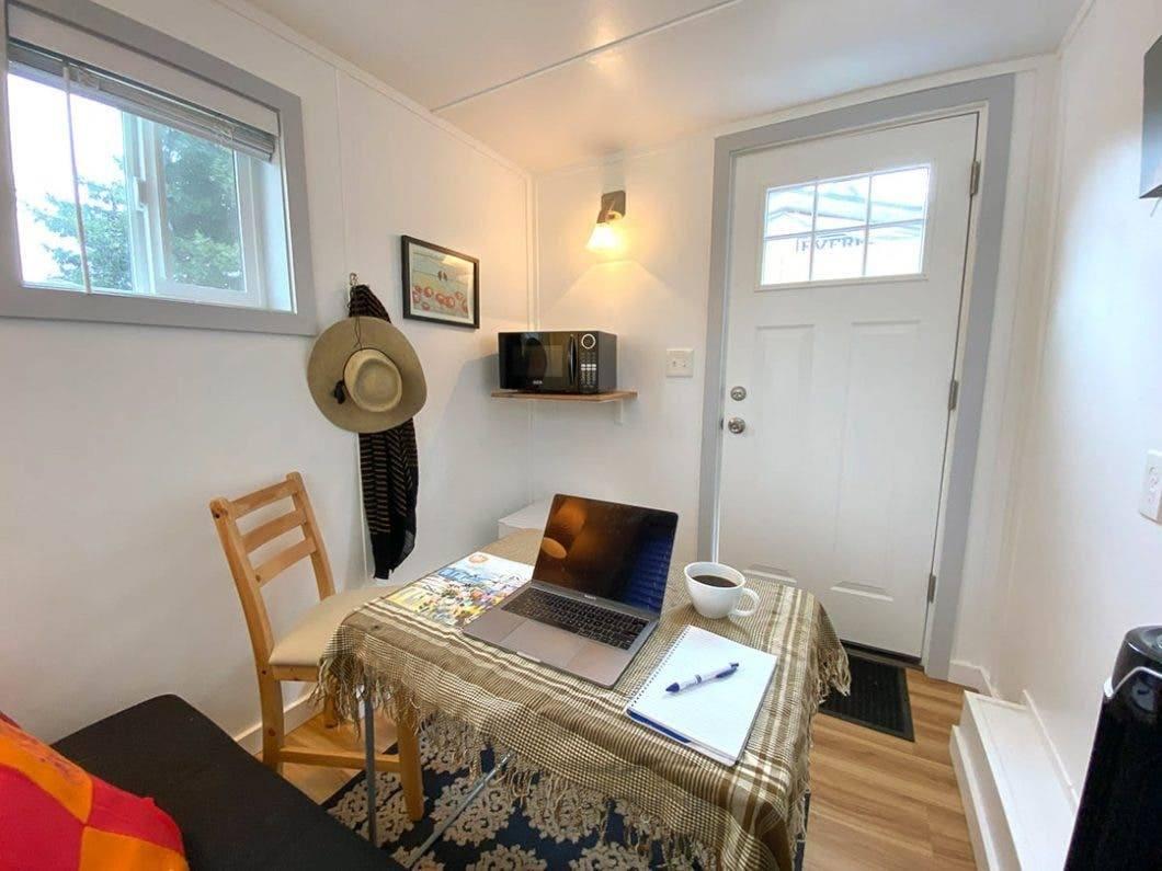 Tiny Homes as Extra (Portland Backyard) Rooms
