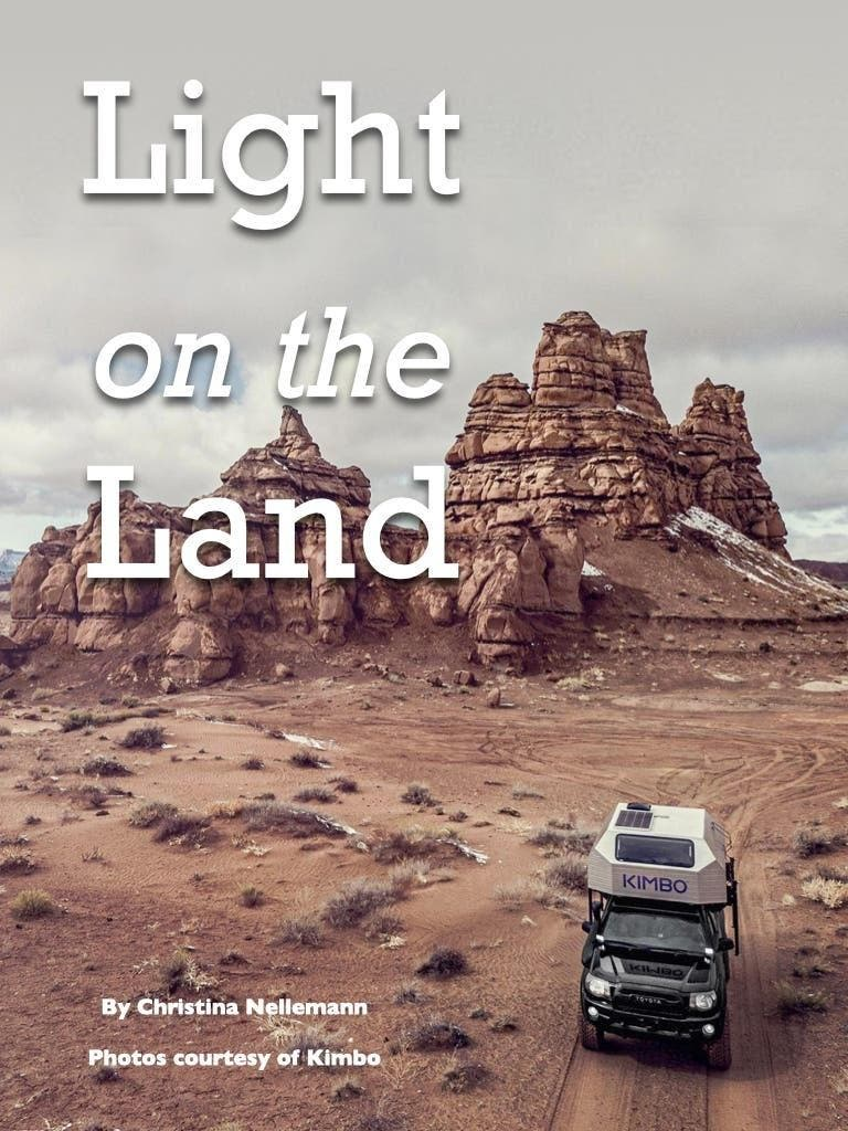 Light on the Land pic