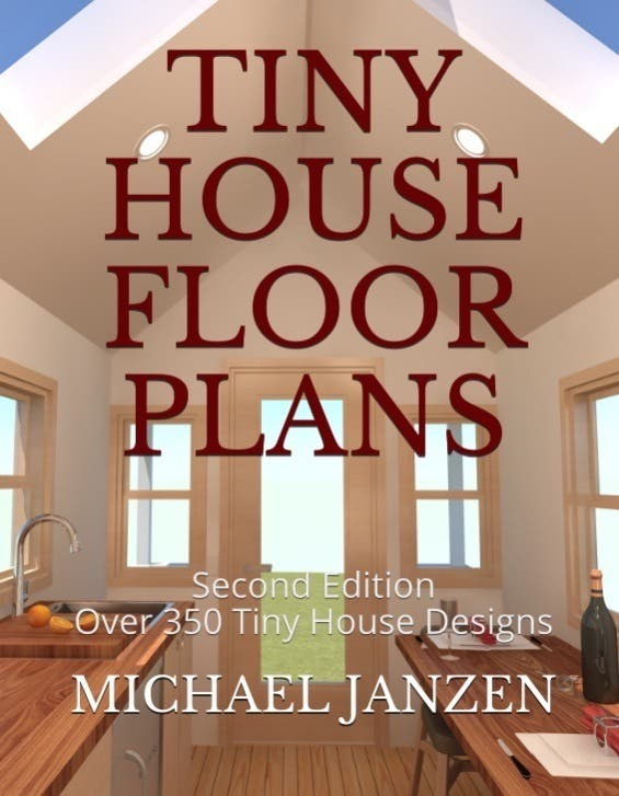 Tiny House Floor Plans cover