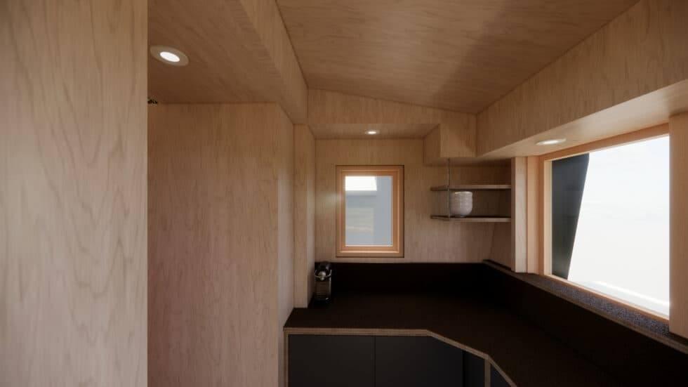 Bento Studio's kitchen