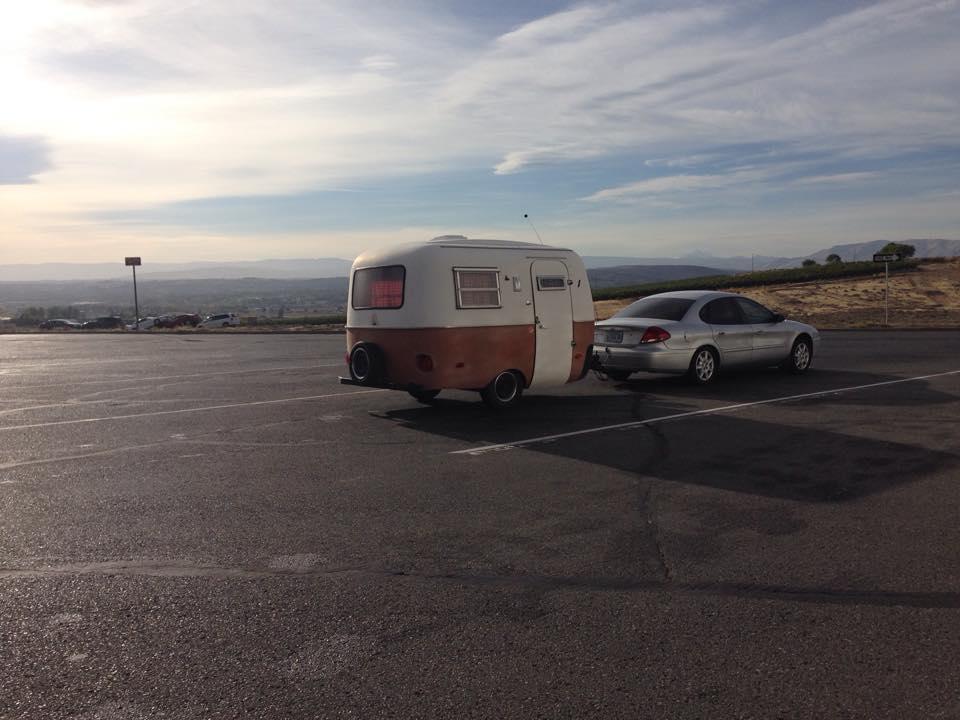 A lightweight trailer