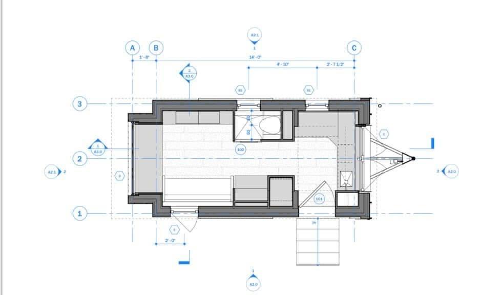 Bento Studio Plans