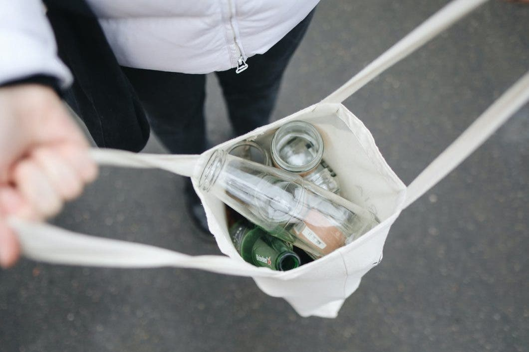 Recycle bag pic