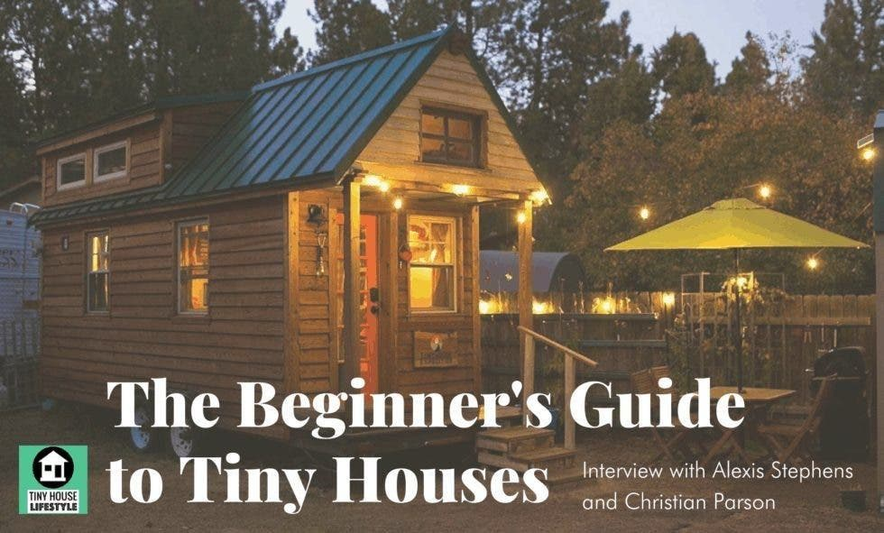Tiny House Expedition cover